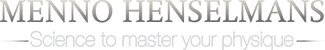 Menno Henselmans logo