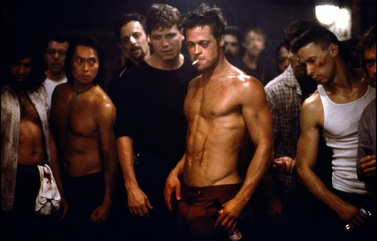 Brad Pitt Ideal Male Body