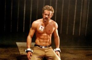 Ryan Reynolds Aesthetic Body