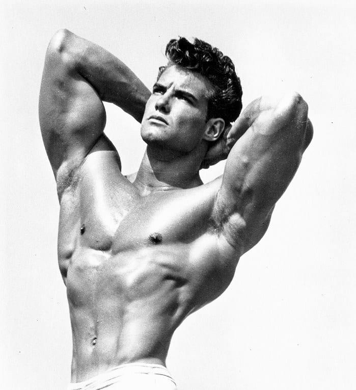 Steve Reeves slim waist