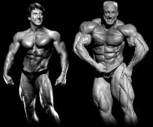 bodybuilding vs aesthetics