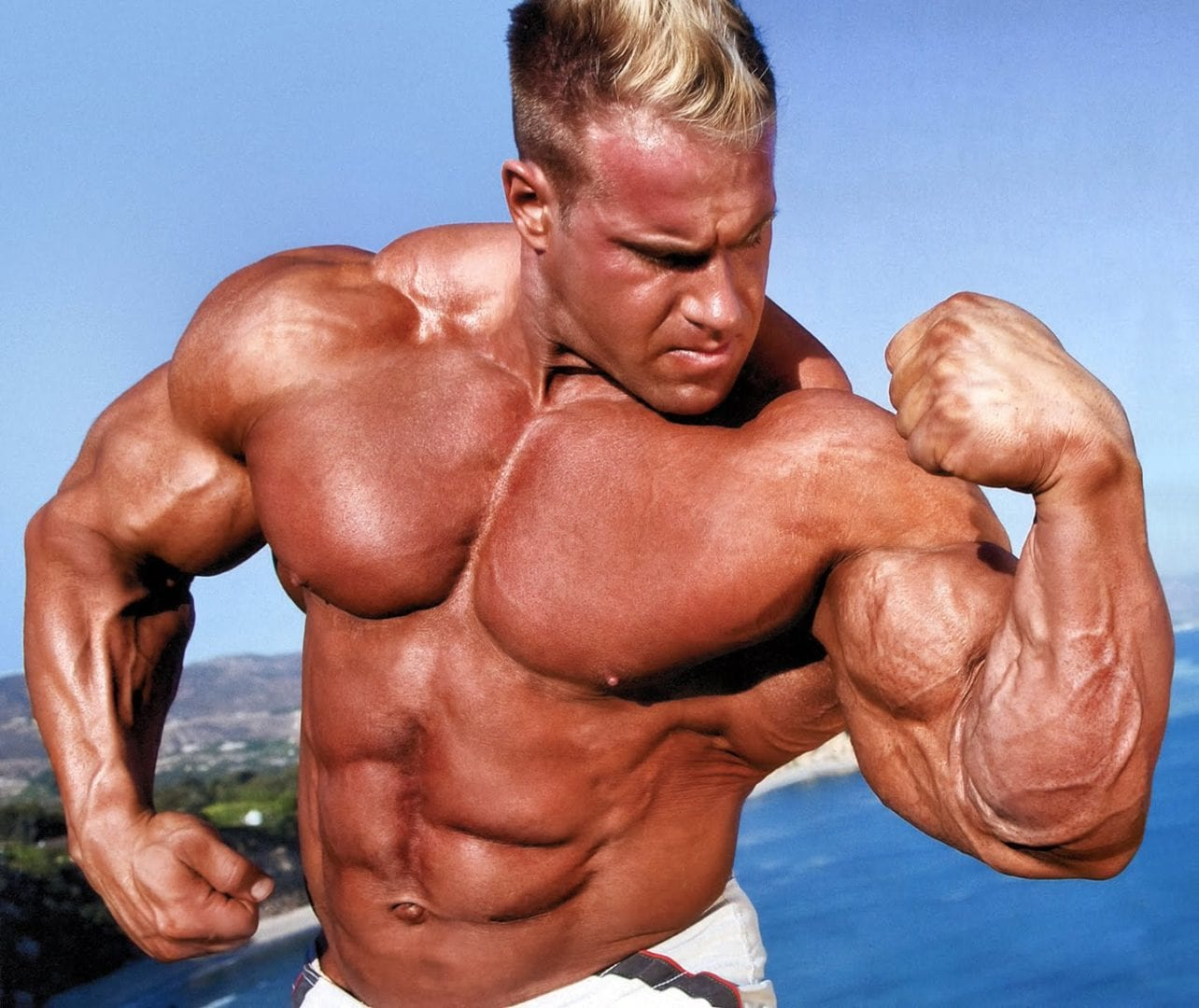 Jay Cutler (Biography)   musclelycious   Jay Cutler Bodybuilder Son