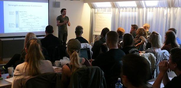 Menno Henselmans seminar