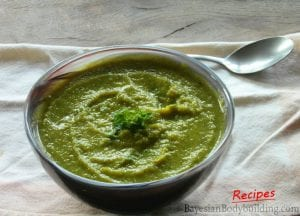 Healthy Broccoli Soup Feature Image