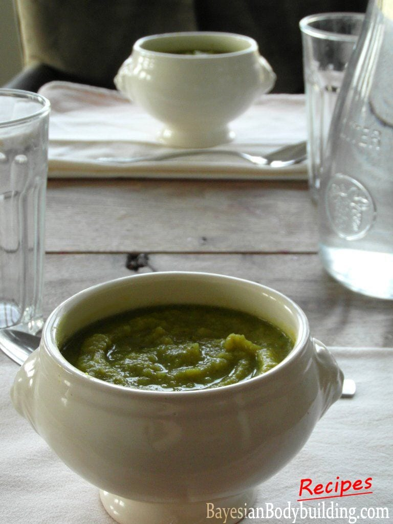 Healthy Broccoli Soup