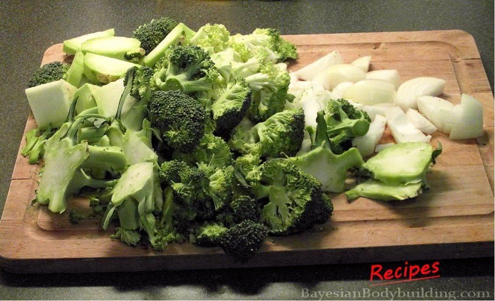 Broccoli Soup Instructions