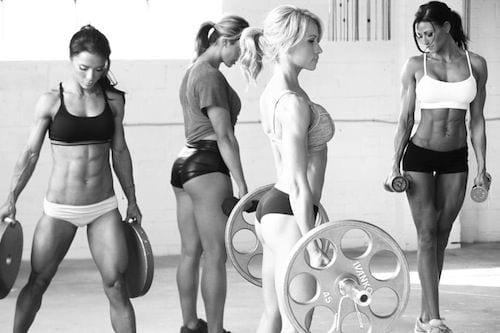 9 Reasons why women should not train like men