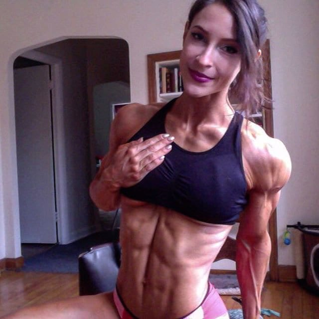 The natural muscular potential of women ccuart Choice Image