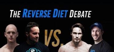 The reverse dieting debate ft. Eric Helms, Layne Norton & Peter Fischen