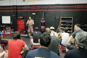 Bayesian Bodybuilding Miami seminar 2016