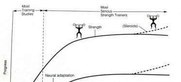 Neural adaptation to strength training