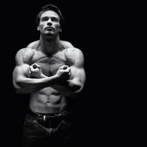 Menno Henselmans most muscular