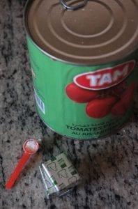 3 minute tomato soup