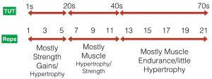 Hypertrophy range myth