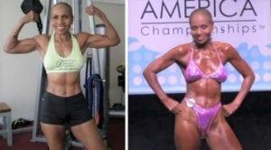 Ernestine Shepherd 82 year old bodybuilder