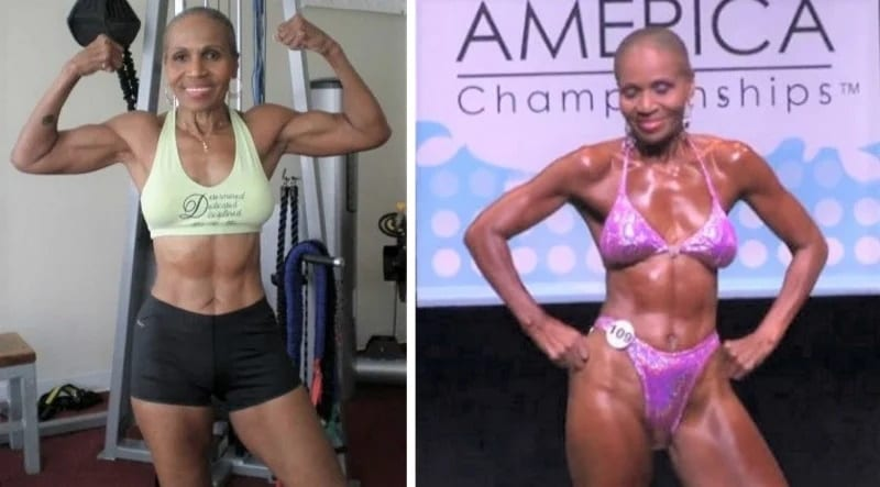 Ernestine Shepherd 82 year old bodybuilder