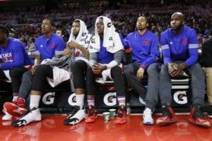 NBA players bad posture