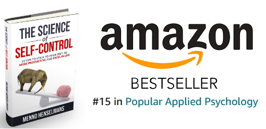 The Science of Self-Control Book Amazon Bestseller