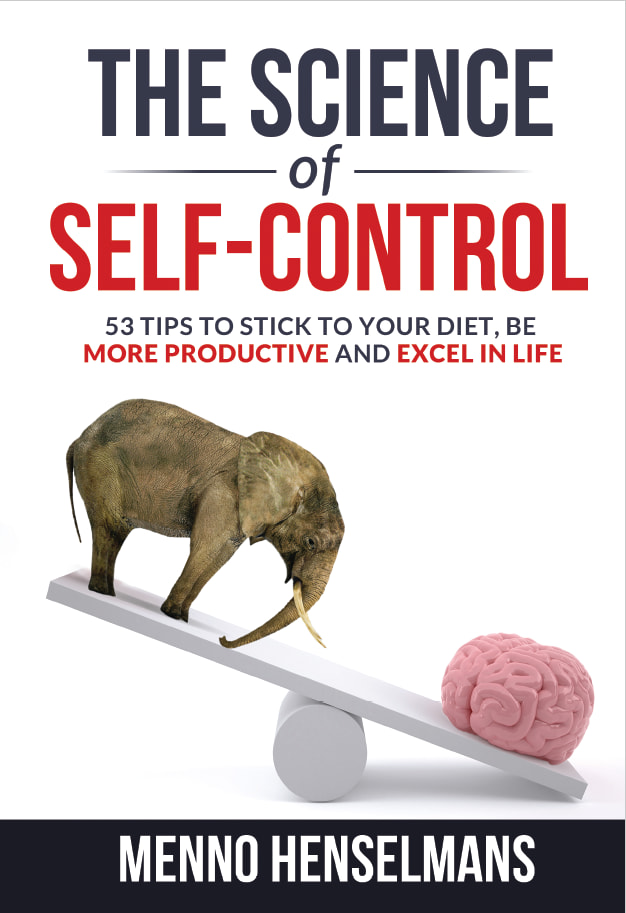 The Science of Self-Control book by Menno Henselmans
